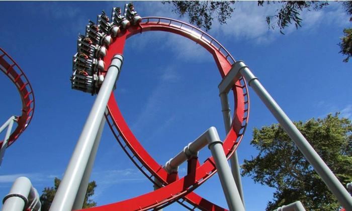 $39.99 Admission for One to California's Great America