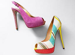 Up to 55% Off Select Valentino, Jimmy Choo, GUCCI and more Designer Shoes @ MYHABIT
