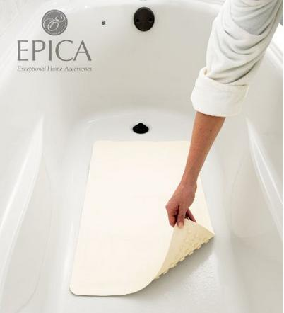 Epica Anti-Slip Anti-Bacterial Bath Mat 16