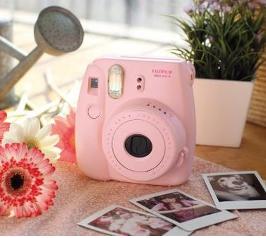 Fujifilm Instax Mini 8 Instant Film Camera @ Amazon