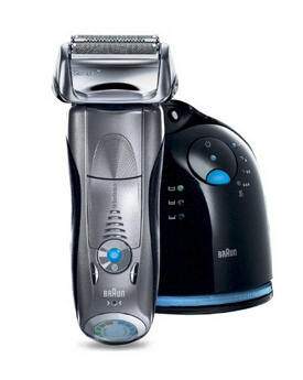 $109 Braun Series 7 790cc-4 Electric Foil Shaver with Clean&Charge Station, Electric Men's Razor, Razors, Shavers