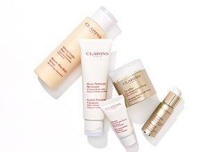 Up to 30% Off Select Clarins Skincare Product @ MYHABIT