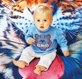 Up to 50% Off Kenzo For Kids @ MYHABIT