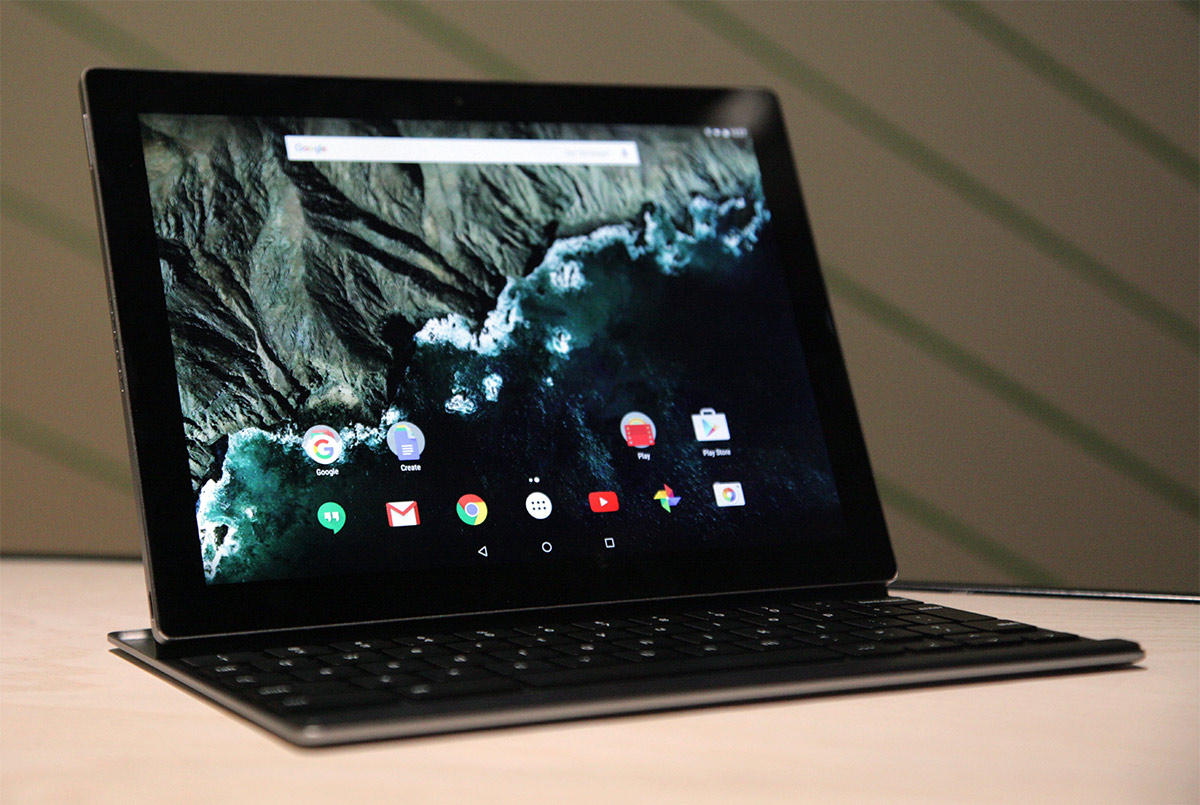 25% off for developers Google Pixel C tablet