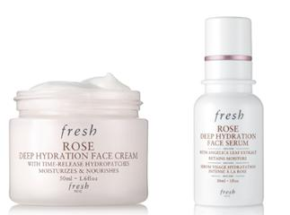 New Release Fresh launched new Rose Deep Hydration Serum and Cream