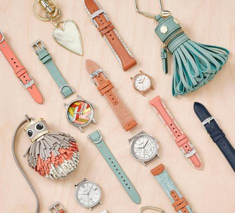 Up to 85% Off Fossil Watches, Accessories & Handbags On Sale @ Hautelook