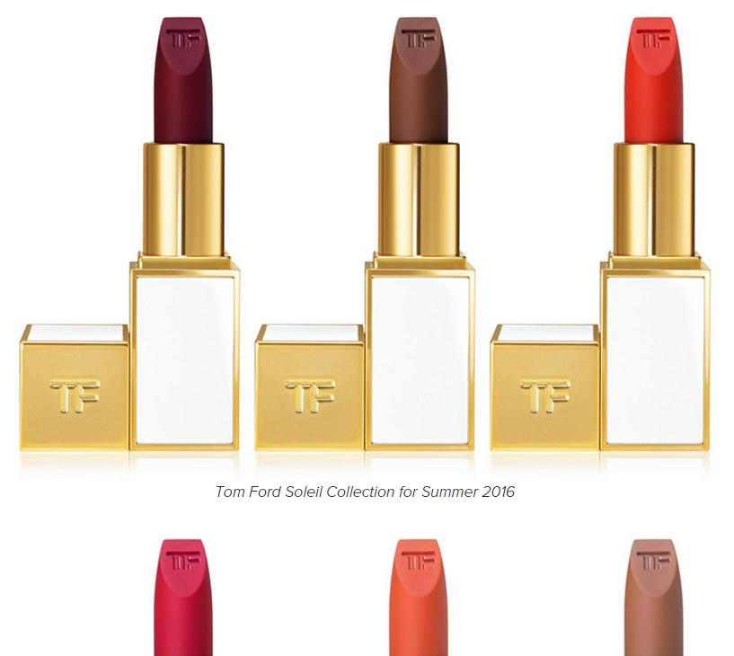 $52 TOM FORD Beauty Ultra-Rich Lip Color @ Neiman Marcus
