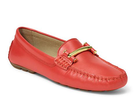 Leather Loafer Sale @ Ralph Lauren
