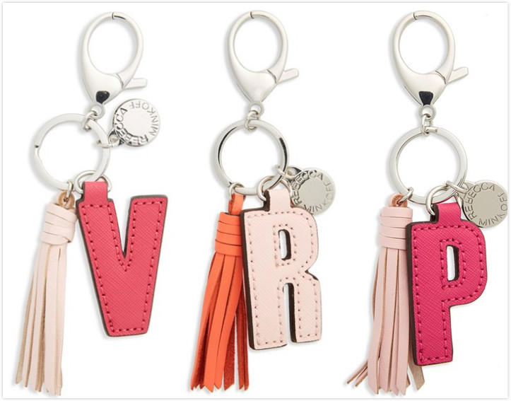 $17.98 Rebecca Minkoff Initial Bag Charm On Sale @ Nordstrom