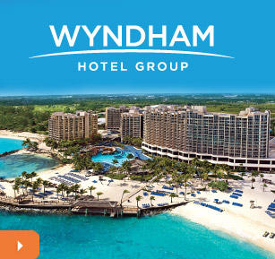 Wyndham Save up to 30% + get an extra 12% off select hotels @ Hotels.com