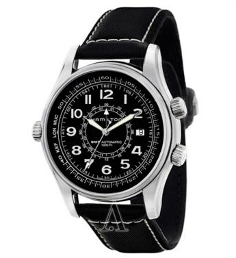 HAMILTON MEN'S KHAKI NAVY UTC AUTO WATCH (Dealmoon Exclusive)
