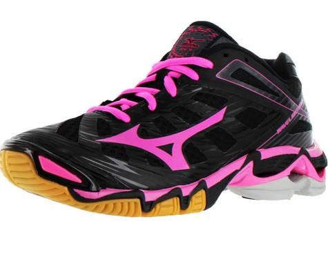 Mizuno Wave Lightning RX3 Women's Volley Ball Shoes Sneakers