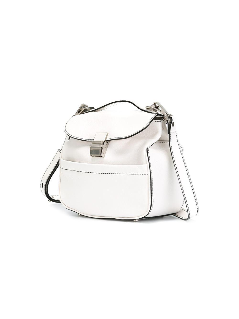 PROENZA SCHOULER  'Kent' shoulder bag On Sale @ Farfetch