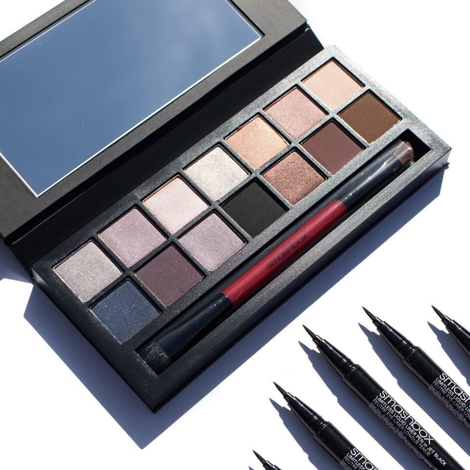 FREE Travel-Size Eye Pencil Duo + Clutch + Eye Shadow Duo with Any Purchase over $50 @ Smashbox Cosmetics