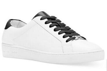 MICHAEL Michael Kors Irving Lace-Up Sneakers @ macys.com