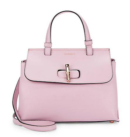 Valentino By Mario Valentino Diane Leather Satchel