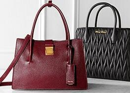 Up to 72% Off Select Miu Miu, Fendi, Burberry and more Handbags @ MYHABIT