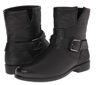 ECCO Touch 25 Buckle Boot