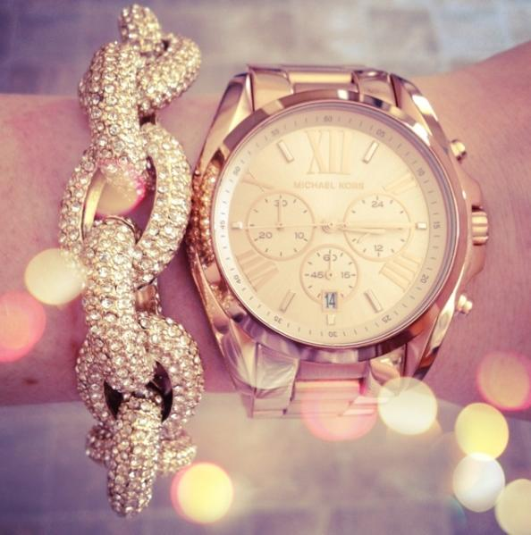 Dealmoon Exclusive!25% Off Jewelry and Watches Sale @ Michael Kors