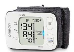$43.17 Omron 7 Series UltraSilent Wrist Blood Pressure Monitor