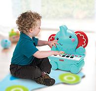 Fisher Price KFP2138 Elephant Piano Toy @ Amazon