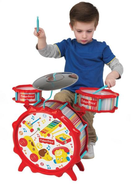 Kids Station Big Bang Drumset with Lights Music Set @ Amazon