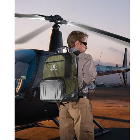 Pelican S140 Sport Elite Tablet Backpack, Green