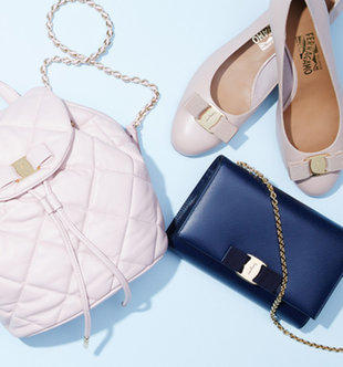 Up to 45% Off Salvatore Ferragamo Shoes & Handbags On Sale @ Gilt
