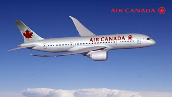Share of 10,000,000 miles Air Canada St Patrick's Day Promotion
