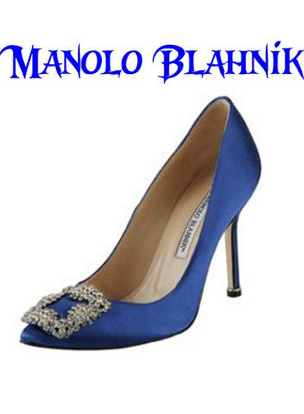 Up to $600 Gift Card with Regular-priced Manolo Blahnik Purchase of $250 @ Neiman Marcus