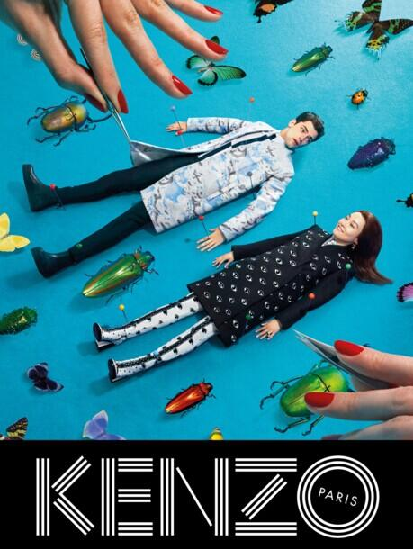 Up to $600 Gift Card with Kenzo Clothing & Shoes Purchase @ Neiman Marcus