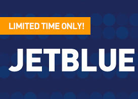 From $20 Flash Sale @ JetBlue
