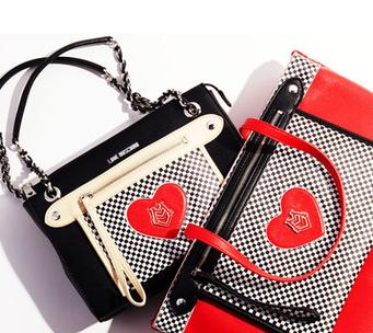Up to 55% Off LOVE Moschino Handbags On Sale @ Hautelook