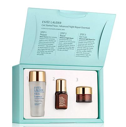 Estee Lauder Get Started Now. Your Targeted Solutions Gift Set (Over a $65 Value)