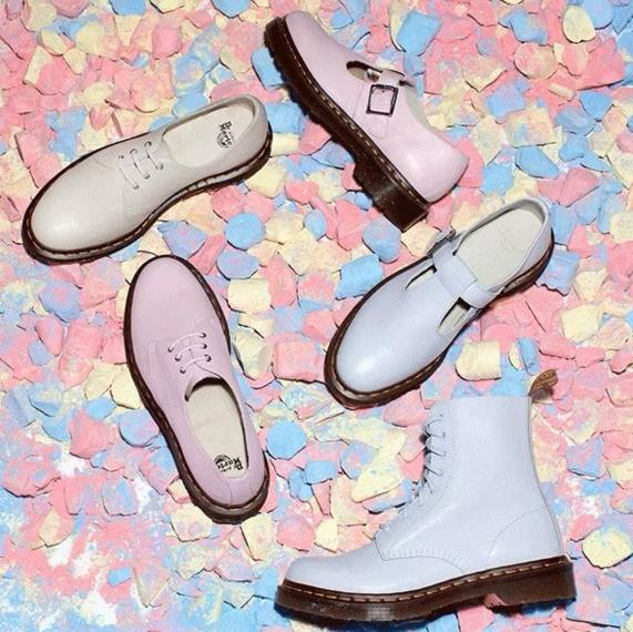 Up to 60% Off Dr. Martens Womens' Boots @ 6PM.com