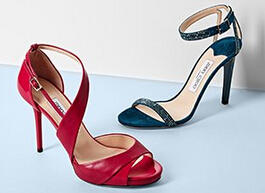 Up to 50% Off Jimmy Choo Shoes @ MYHABIT