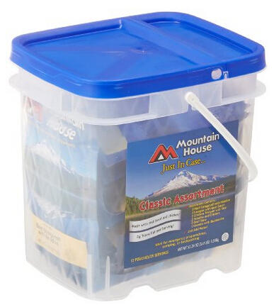 Mountain House, Just In Case... Classic Bucket