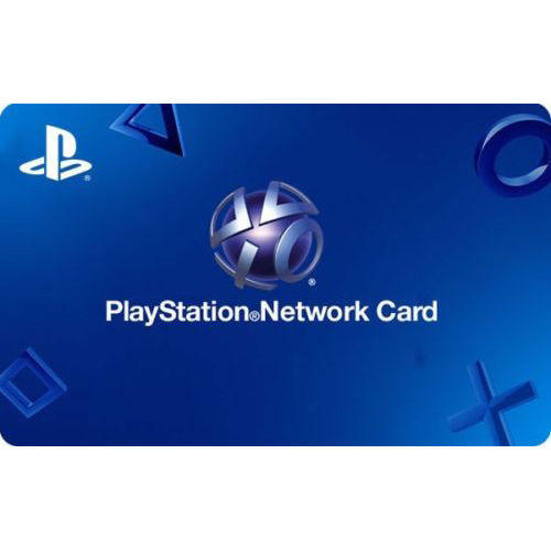 $50 Sony Playstation Network Gift Card