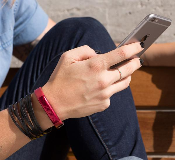 Jawbone UP3 Activity Tracker + Heart Rate