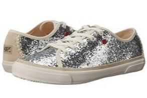 UGG Kids Lace-Up Glitter
