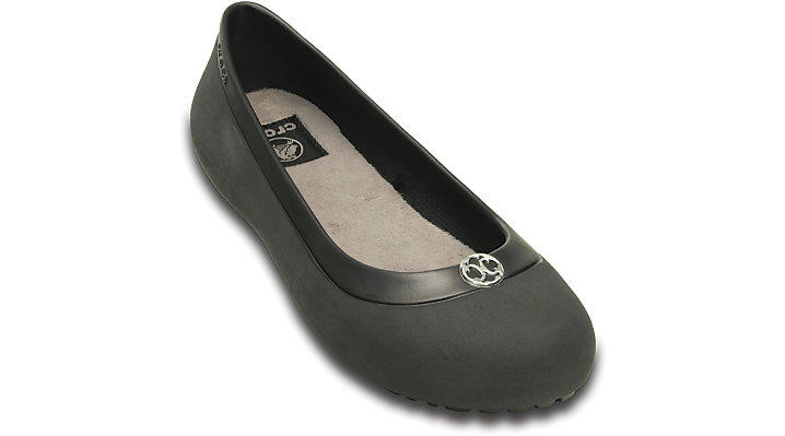 Crocs Womens Mammoth Disc Flat