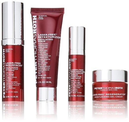 Peter Thomas Roth Laser Free Skin Resurfacing Kit