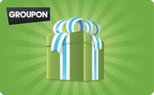 $20 Off $100 Groupon Gift Card