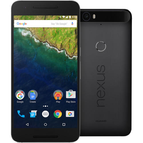 As low as $449 Google Huawei Nexus 6P Smartphone + $50 B&H GC