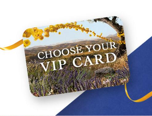 Up to $30 Reward Card! VIP Mystery Rewards Sale @ L'Occitane