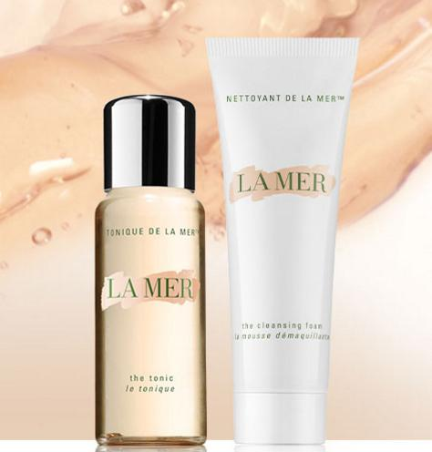 Today Only!Free 2 Samples + Free Shipping with Any Purchase @ La Mer