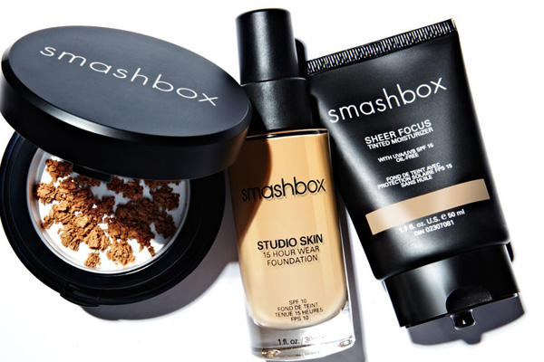 Free Primer Water and Lash Primer with any $40 Purchase @ Smashbox Cosmetics