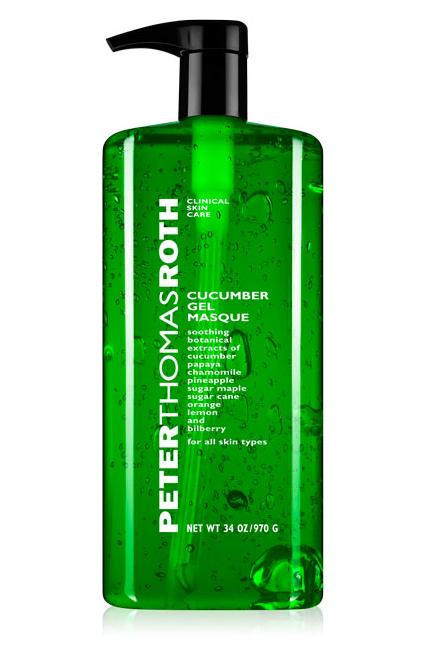 Ending Tonight! $58Cucumber Gel Mask Super-size @ Peter Thomas Roth