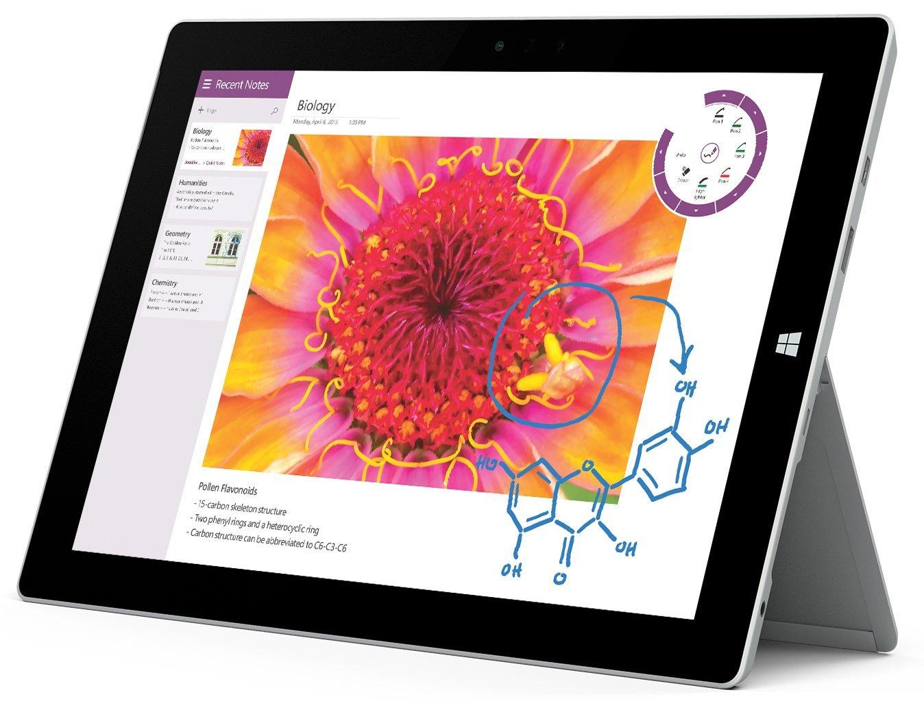 Microsoft Surface 3 Tablet (10.8