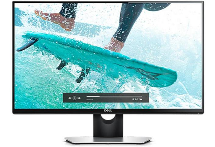 $290.69 Dell 27-Inch Curved Monitor - SE2716H + $75 Dell eGift Card